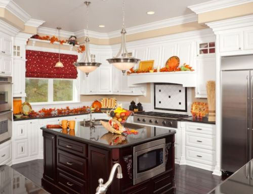 Five Simple Ideas for Fall Home Makeovers