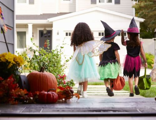 Halloween 101: Safety Tips for Trick-or-Treaters