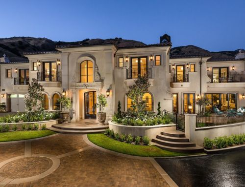 Extraordinary Home of the Week: Brand New Mediterranean Masterpiece