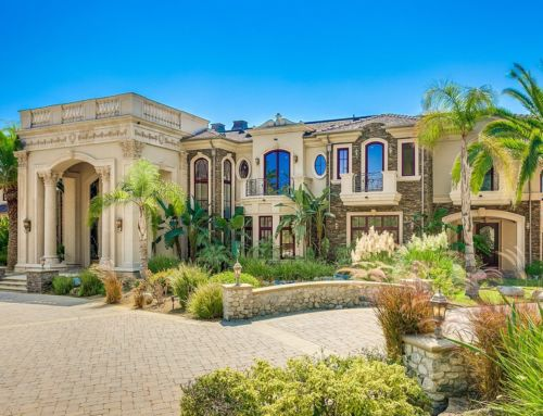 Extraordinary Home of the Week: Ultra-Private Bradbury Estates Mansion