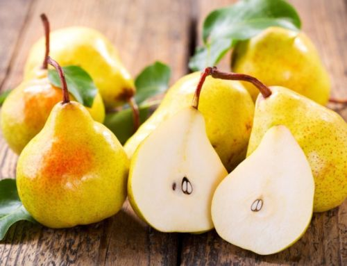 Crop of the Month: The Pear