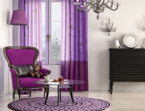 Paging Purple Passion: Pantone's Color of the Year for 2018