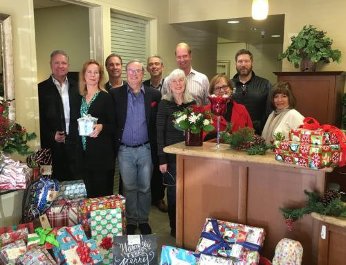 Coldwell Banker Orinda Office Helps Give Contra Costa County Foster Children a Brighter Holiday