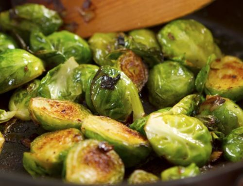 Crop of the Month: Brussel Sprouts
