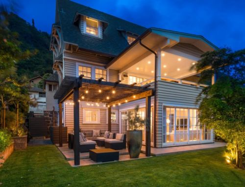 The Latest Outdoor Lighting Trends