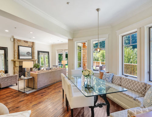 Stunning View Home in Mill Valley