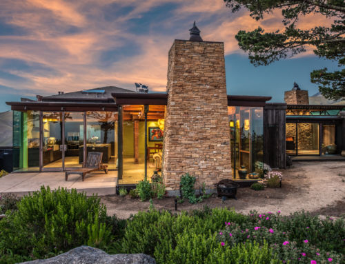 Magnificent Property in Big Sur