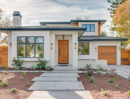Home of the Week: Brand New in Palo Alto