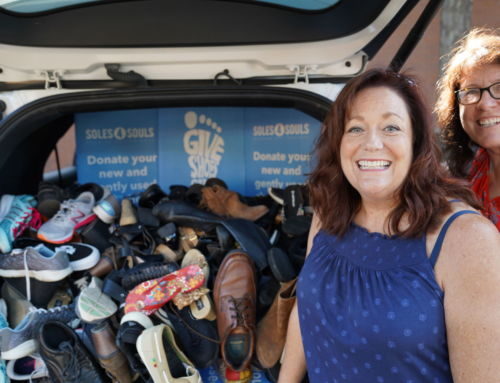 Sacramento/Tahoe Region Second Annual Shoe Packing Party