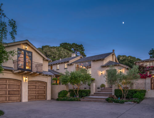 Extraordinary Home of the Week: Elegant Pebble Beach Mediterranean