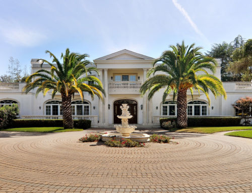 Extraordinary Home of the Week: Dramatic Two-Acre Atherton Estate