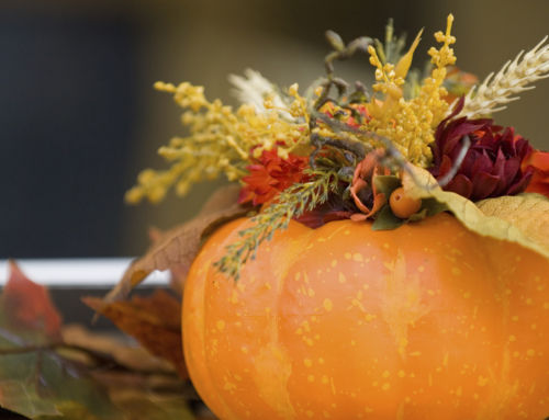 How-To: Welcome Fall Into Your Home